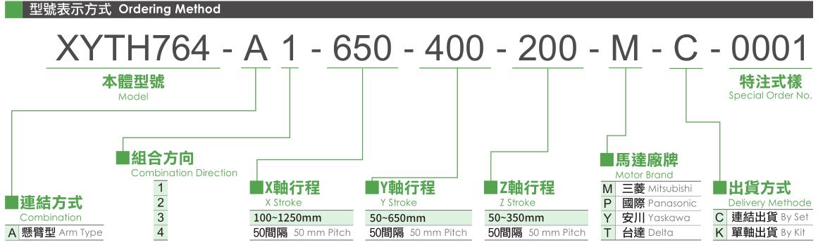 絲桿多軸滑臺直線模組XYTH764-A